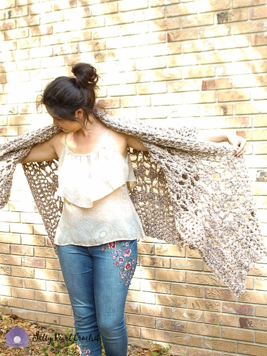 Quick Crochet Poncho Pattern