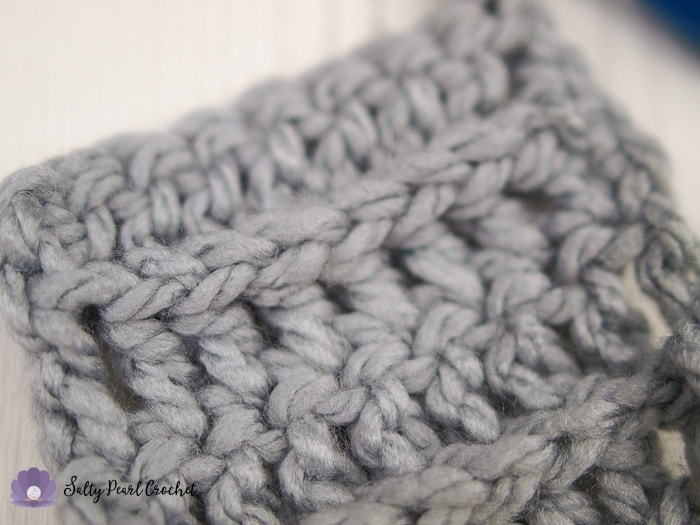 how to make a loop stitch in crochet