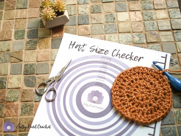 274d4b902b5 Printable Crochet Hat Size Checker • Salty Pearl Crochet
