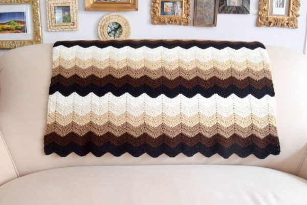 Chevron Stitch